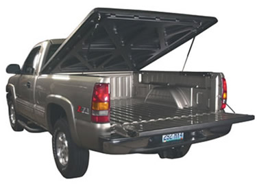 Undercover Hinged Tonneau Cover